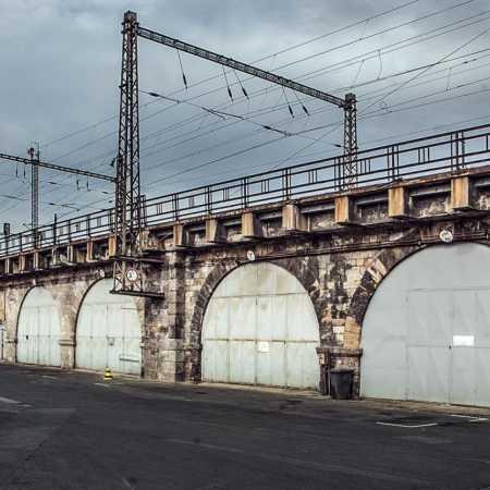 Negrelliho viadukt – Karlín