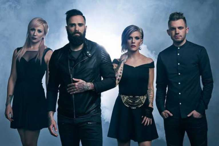 Skillet + support: Red Sun Rising
