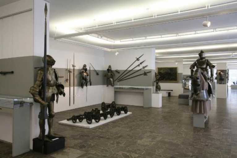 The Permanent Exhibition of The Military Museum of Wielkopolska