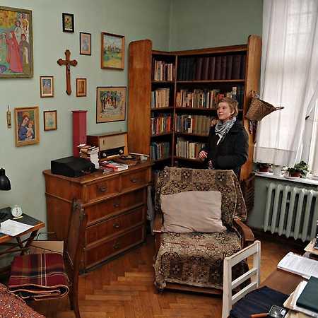 Mieszkanie-Pracownia Kazimiery Iłłakowiczówny