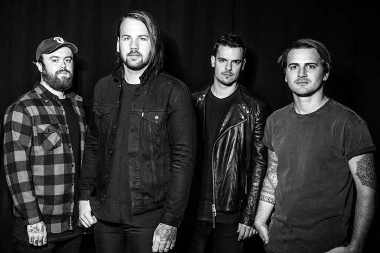 Beartooth + support: Motionless In White + Stray From The Path