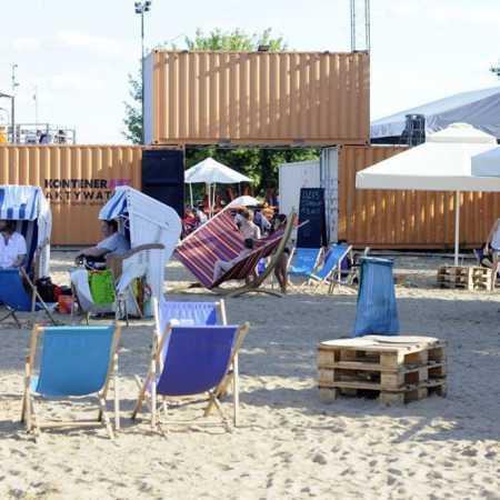 Plaża Miejska Stare Koryto Warty Chwaliszewo