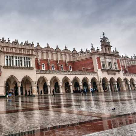 Stare Miasto w Krakowie