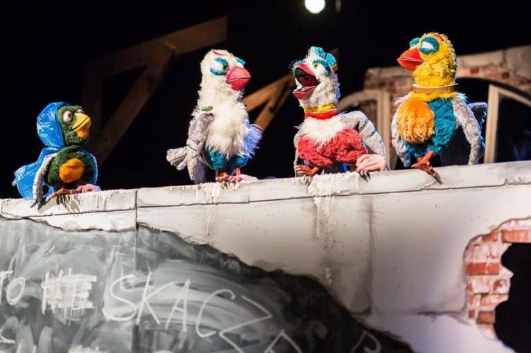 Teatroteka młodego człowieka: Dziób w dziób