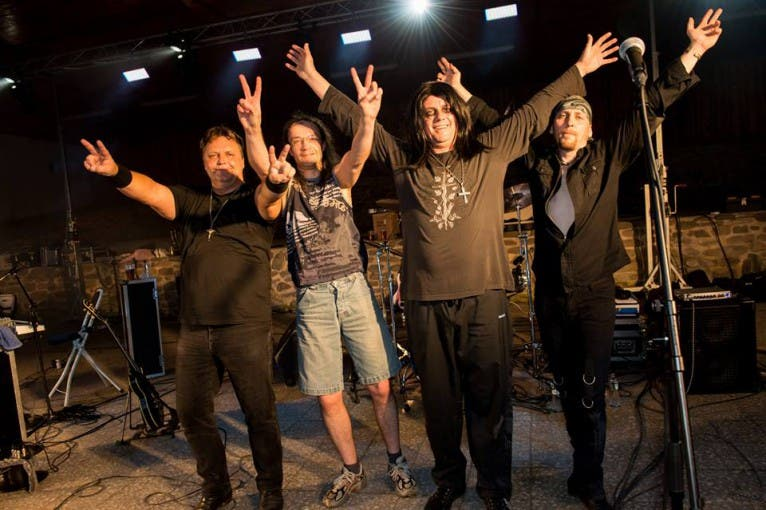 Ozzy Osbourne & Black Sabbath revival + Iron Maiden revival Praha