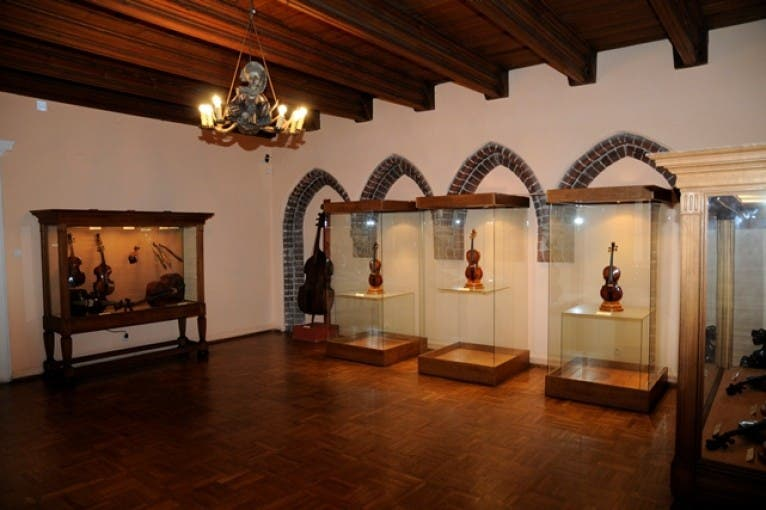 The Permanent Exhibition of The Museum of Musical Instruments