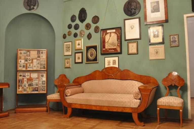 The Permanent Exhibition of The Adam Mickiewicz Museum