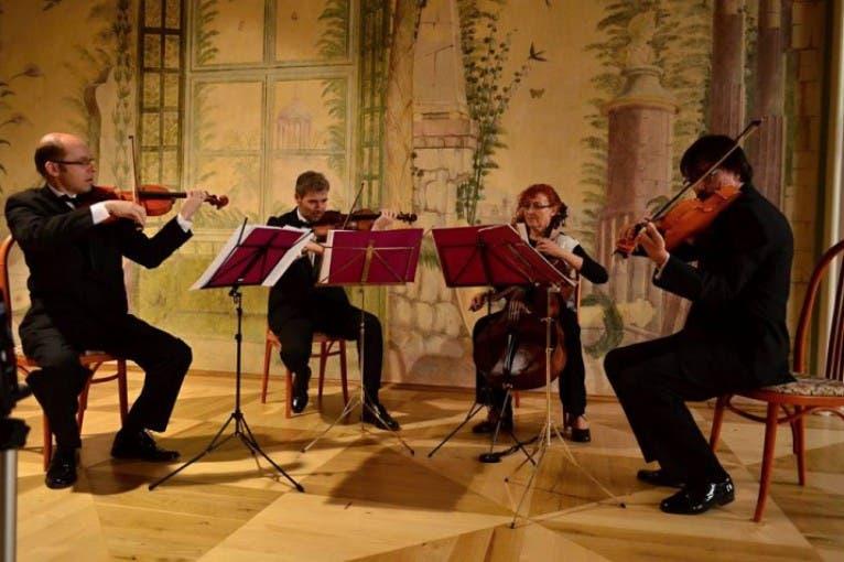 Sojka Quartett + more