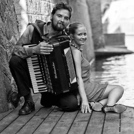 Viktorie & František Band