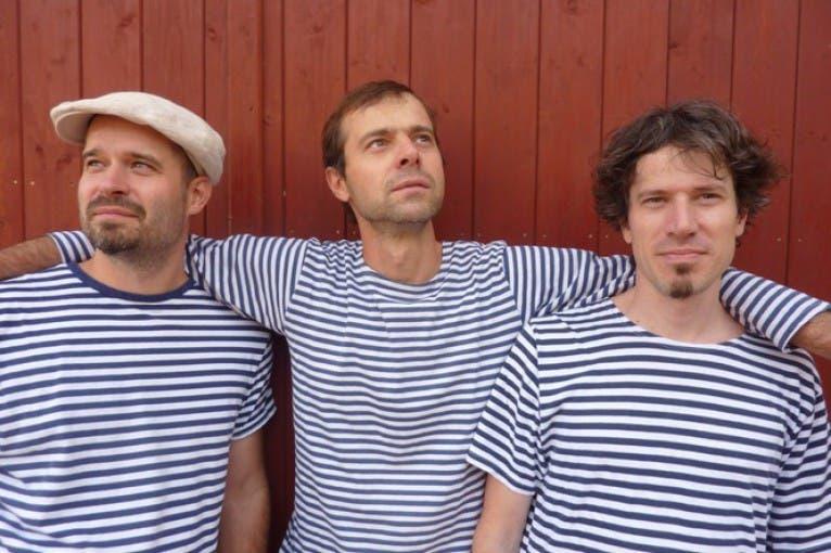 Tři v triku & Michal Rataj