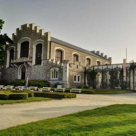 Zámecká jízdárna Alšovy jihočeské galerie
