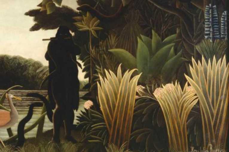 Douanier Rousseau: Painter's Paradise Lost