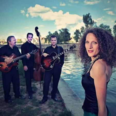 Petra Ernyei Quartet