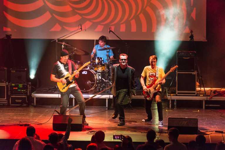 U2 Desire Revival Band + Martin Kurc & Band