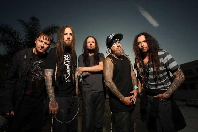 Korn + support: Heaven Shall Burn + Hellyeah