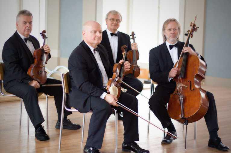 Stamicovo kvarteto & Aneta Majerová