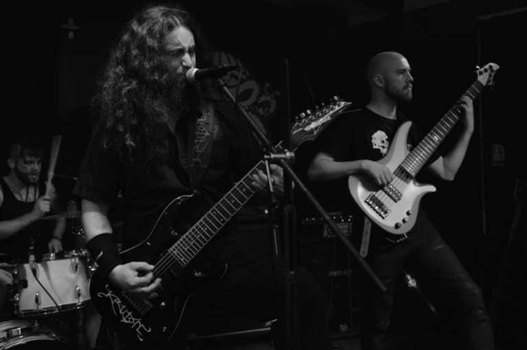 Kruton + Anstratus + Spreading Dread + Murder Inc.