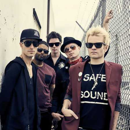 Sum 41 + support: The Creepshow + další