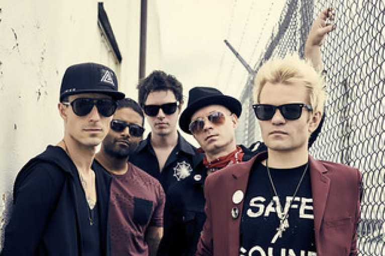 Sum 41 + support: The Creepshow + more
