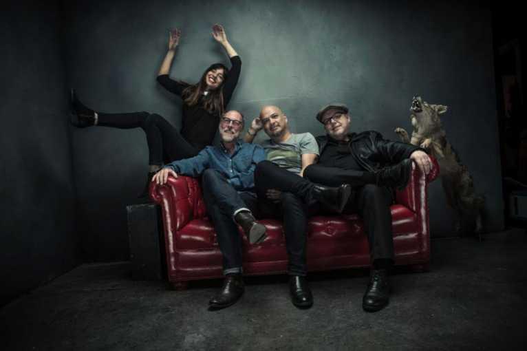 Pixies + support: Fews