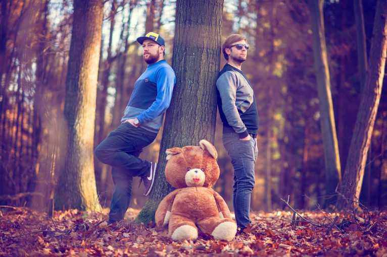 Fake Bear + MaNNaz + Karl & John