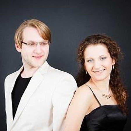 Jekaterina and Stanisław Drzewiecki