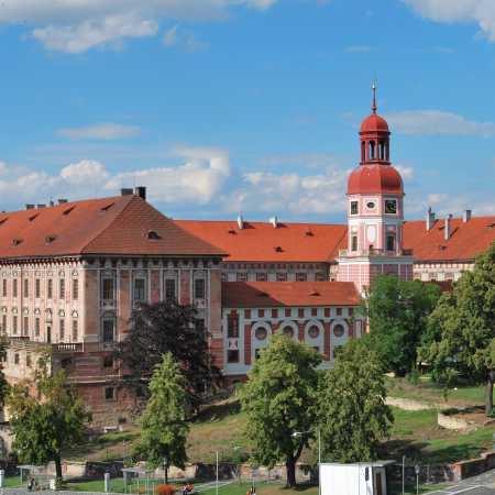 Zámecký Areál Roudnice nad Labem