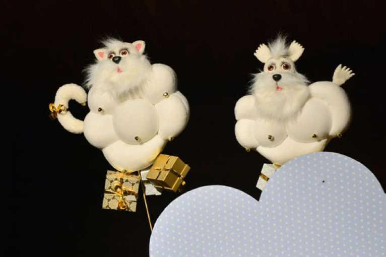Jak Pejsek a Kočička chystali Vánoce