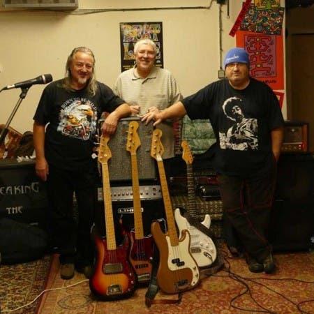 Cream & Hendrix Cover Band