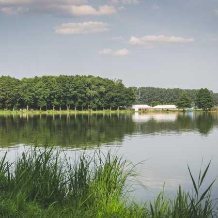 Areál rybníka Rosnička
