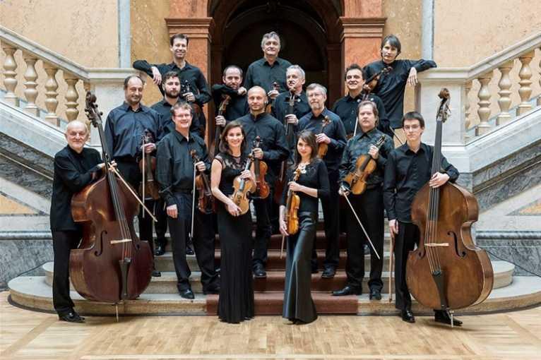Chamber Orchestra of the Czech Philharmonics & Jaroslav KRček