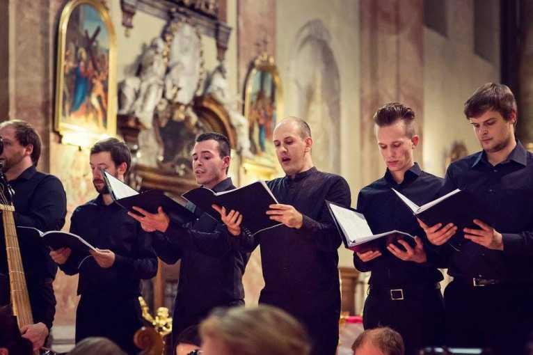 Bacha na Mozarta!: Vokální koncert