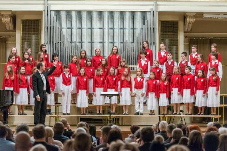 Předvánoční koncerty pro školy