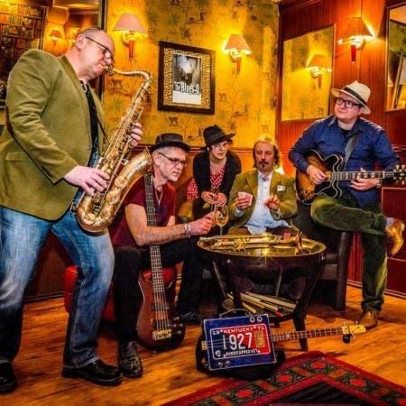 Filip Zoubek & The Blues Q.