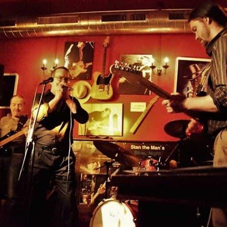 Bohemian Blues Quartet