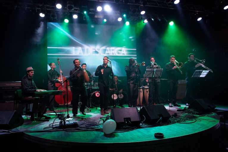 La Descarga Salsa Orchestra