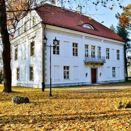Palace in Chrzęsnem