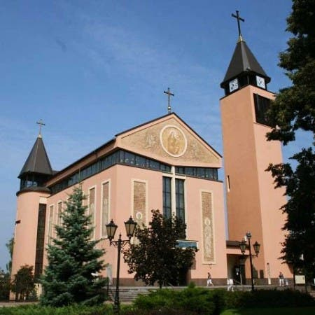 Kościół parafialny pw. Matki Bożej w Sochaczewie