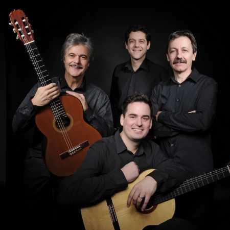 Prague Guitar Quartet