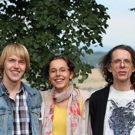 Markéta Zdeňková & Zdeněk Zdeněk & Štěpán Janoušek Trio