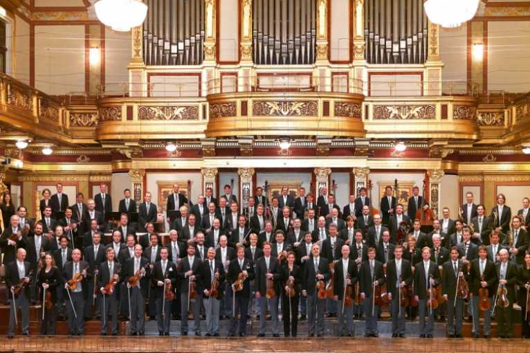 Opening Concert: Vienna Philharmonic Orchestra