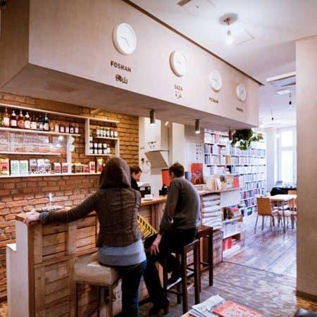 Bookstore Zemsta