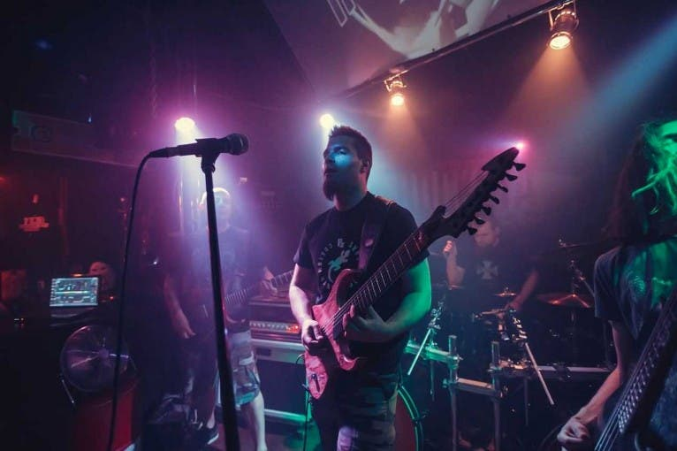 Nex, In The Name of God, Hexogen - Wrocław - 13 I 2017