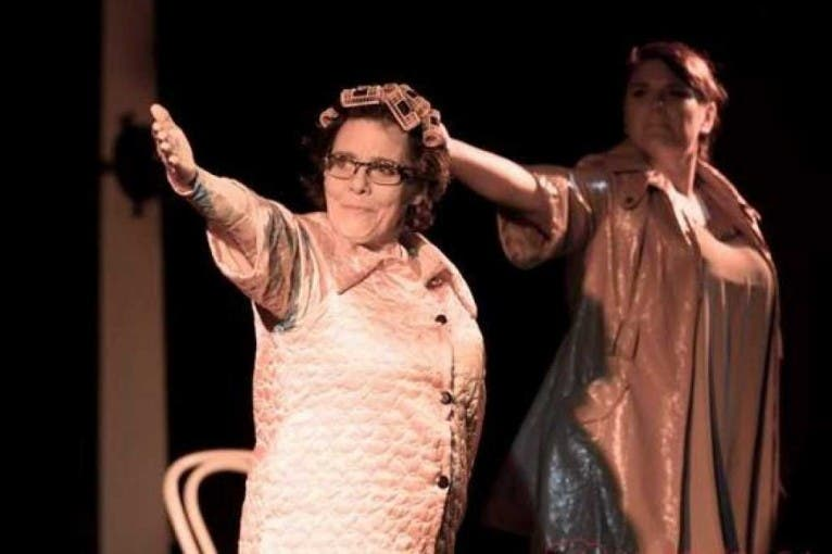 Teatr XL w Niebie: Jadwiga - Piekielna Mamuśka