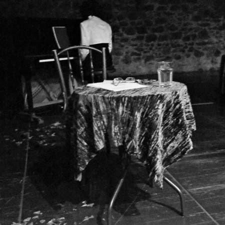 Seděl jsem ve staré kavárně na Kolišti