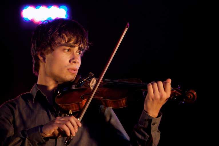 Alexander Rybak & Janáčkova filharmonie Ostrava