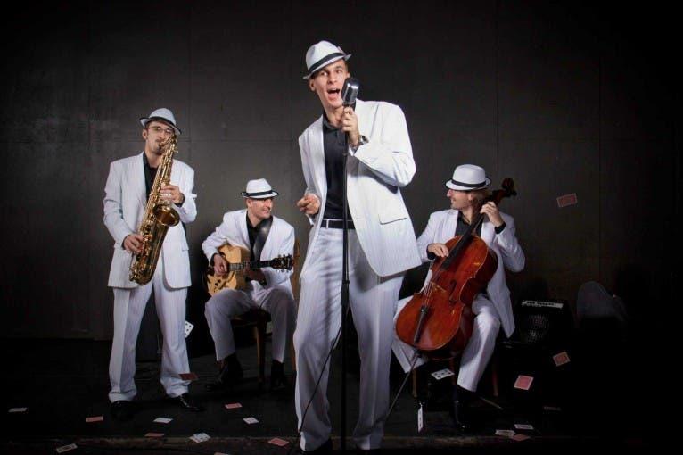 Michał Martyniuk Quartet + The Karpeta Jazz Brothers