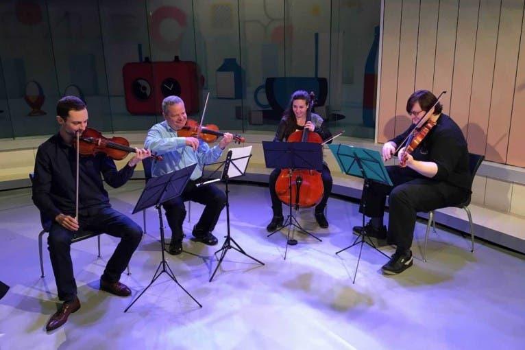 Klasika bez kvádra: PFO Kvartet