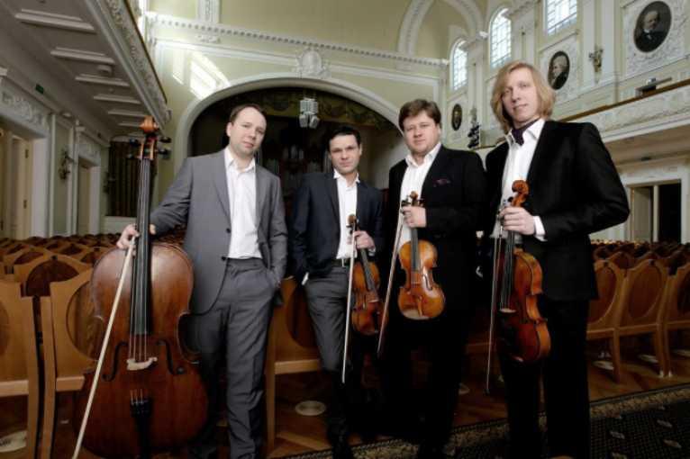 David Oistrach Quartet