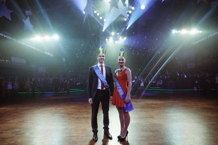 Reprezentační ples PEF Mendelu – The Big Band